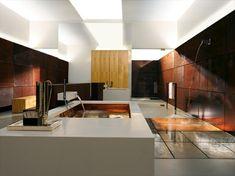 einrichtungsideen cooles badezimmer modern
