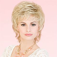 Stella Wig - Perky, fun and full of life! This modern shag will have heads turning in your direction.