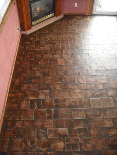 Alternative, Floors and Herringbone on Pinterest