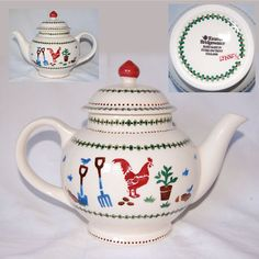 a special teapot  Gorgeous