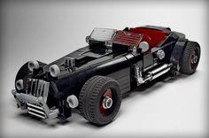 Lego Satomobil