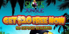 Slots Jungle casino - $20 No Deposit bonus code Slots4play now offers an exclusive promotional offer to Slots Jungle new...