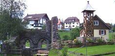 Webcam desde Kniebis, Alemania