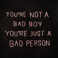 He isn't a bad person. Just does bad things. Bad Boy Aesthetic, Character Aesthetic, World Of Warcraft, Was Ist Pinterest, Bad Person, Psychopath, Bad Boys, Lyrics, Thoughts