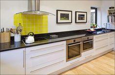 white kitchen units - Google Search