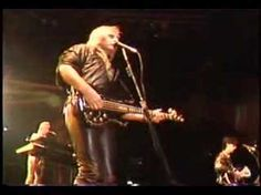 The Cars - Everything You Say from the 1987 Door To Door tour