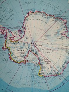 Antartica. Because how cool would that be. Number 1 spot on my bucket list.