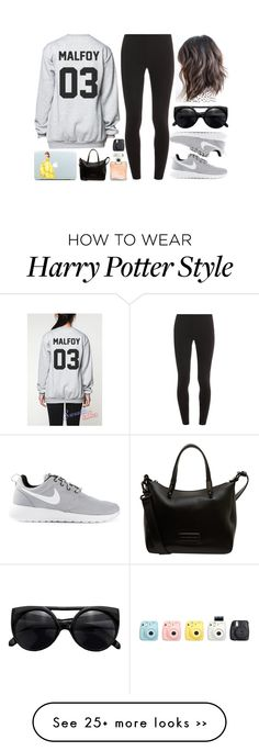 """Untitled #748"" by kendalcanswim on Polyvore featuring Splendid, NIKE, Disney, Marc by Marc Jacobs, Chanel and Fuji"