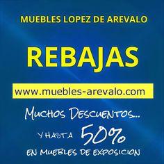 #rebajasmuebles #muebles #descuentos #mueblesmadrid #rebajas #mueblesalón