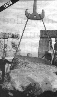 How They Rebuilt Stonehenge 50 years ago - UK Indymedia