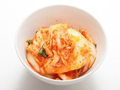 Anyone else out there a huge fan of degraded fermented cabbage flavored with dried chili and semi-rotten seafood, replete with the lingering aroma of old garlic and repressed farts? Yeah, thought so. I love kimchi too, but man, do I have to work on my descriptions. Here's how to make a completely vegetarian version at home.