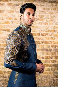 Mens Sherwani Suits Wedding Dresses for Men, Asian Groom Suits, Indian Wedding Suits , London, UK Wedding Dresses Men Indian, Indian Wedding Wear, Wedding Dress Men, Wedding Suits, Punjabi Wedding, Indian Weddings, Wedding Couples, Wedding Men, Wedding Ideas
