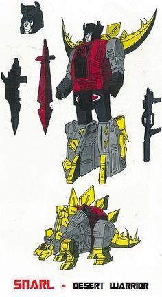 Dinobot Snarl in both robot and dino modes. Transformers Toys, Gundam, Master Chief, My Drawings, Robot, Video Games, Cartoons, Geek Stuff, Star Wars