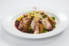 Salad Pollo di baci - Italian recipes with pictures