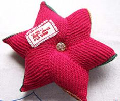 Ravelry: JMGuitar's How to Knit a Star (or Pinwheel)