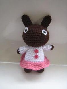 2000 Free Amigurumi Patterns: Amigurumi Bunny