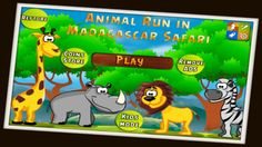 Help the safari animals gather food as they run through the dangerous Madagascar safari. Run and jump to survive and avoid snakes and crocodiles and don't fall in the swamp. Safari Game, Games To Play, Kid Games, Free Games For Kids, Adventure Games, Game 3, Animal Games, Crocodiles, All Kids