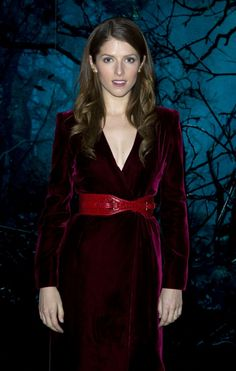 Anna Kendrick -  Into The Woods Photocall