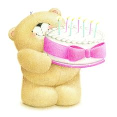 Birthday Wishes Cards, Happy Birthday Messages, Happy Birthday Images, Birthday Greeting Cards, Happy Birthday Forever Friend, Happy Birthday Bear, Forever Friends Cards, Cards For Friends, Tatty Teddy