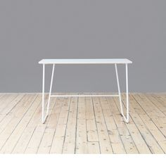 Retro Furniture, Office Furniture, Bird Tables, Large Desk, Beautiful Lines, Clean Design, Graphite, Clever, Drawers
