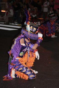Carnaval en Buenos Aires - Traje de murga -  Levita y pantalón #DisfracesRosadaSoledad