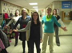 Let It Go (Testing Parody).  THIS IS SO PERFECT!  These teachers are amazingly funny!  My 4th grader laughed so much! A light-hearted way to relax before the test:)
