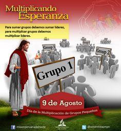 #multiplicandoesperanza