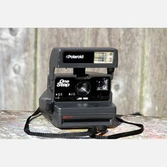 Polaroid One Step Camera, $48, now featured on Fab.