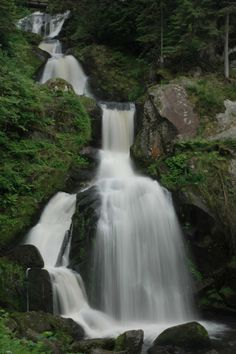 Triberg Waterfall, Germany