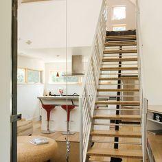 Space Saving Stairs   Space saving staircase   Future Design