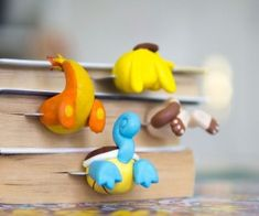 POKEMON-Inspired Butt Bookmarks Are Real and You Want Them http://amzn.to/2luw5mX