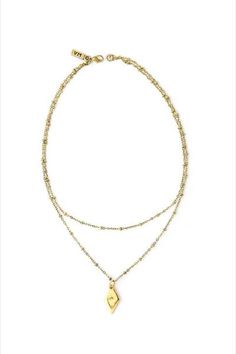 Gold Babs Necklace