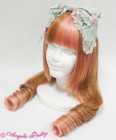 Angelic Pretty Rose Museumカチューシャ