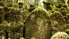 The Okunoin Cemetery is said to date back to 816AD (Credit: Credit:  Steve Silver/Age Fotostock/Alamy)