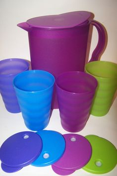 Tupperware - SOME GREAT PRODUCTS!! You can have this free just by hosting a party! Catalog and online parties count too!!!
