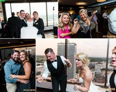 Taylor and Kyle's Empyrean Wedding. Indianapolis & Fort Wayne Wedding Photographers - Dustin & Corynn Photography - reception photos