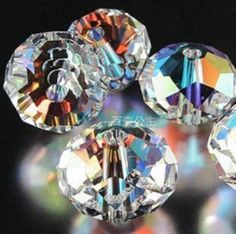 Faceted-Rondelle-Cut-Glass-Crystals-Beads-Size-4mm-6mm-8mm-10mm-12mm-For-Craft