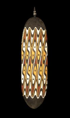 papuan platter West Papua, Indigenous Art, Native Art, Papua New Guinea, Contemporary Art, Art Gallery, Totem Poles, North West, Platter