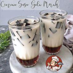 Cocktail Desserts, Dessert Drinks, Food N, Food And Drink, Thai Mango, Asian Desserts, Indonesian Food, Frozen Desserts, Healthy Smoothies