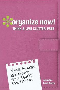 Organize Now! Cover