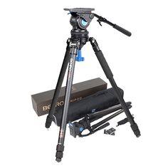 1446.41$  Watch here - http://aligxz.worldwells.pw/go.php?t=1857378975 - BENRO Tripod Carbon Fiber Tripod With H10 Video Tripod Head Pro Video Camera Tripod For Canon Nikon Video Carrying Bag C474TH10