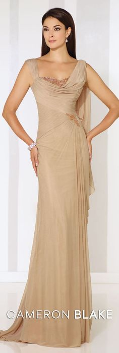 Cameron Blake Spring 2016 - Style No. 116655 #formaleveningdresses: