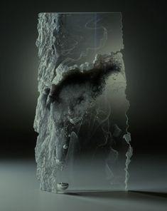 N> Mist taking a concrete form. N E U R O M Æ N C E R