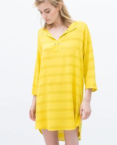 ZARA - NEW THIS WEEK - FLOWING TUNIC
