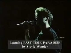 George Michael-Past Time Paradise - YouTube