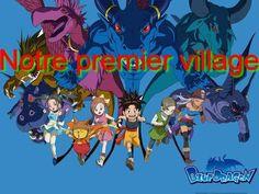 Enjoy Game's: Blue Dragon NOTRE PREMIER VILLAGE (xbox one)