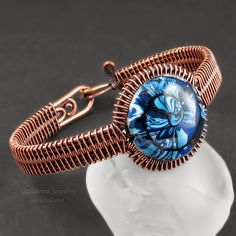 Gailavira - Handcrafted Artisan Jewelry: Mixed Media: Polymer Clay and Wirework
