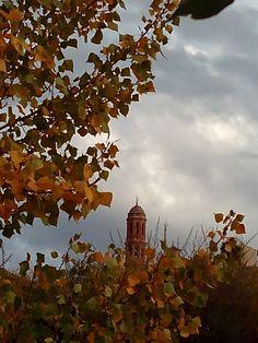 los colores del otoño en Crivillén