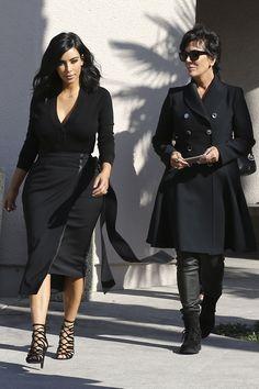 Kim Kardashian Shows Off Sexy New 'Lob' Haircut