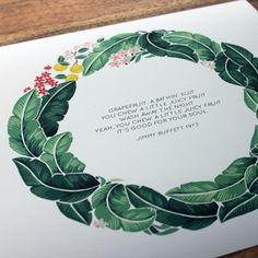 I absolutely adore this print (designed by Karla Pruitt)